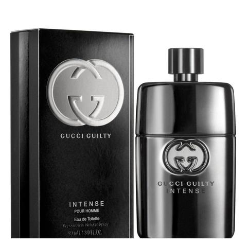[INN03213] Colonia Gucci Guilty Intense Pour Homme 90 ML Hombre