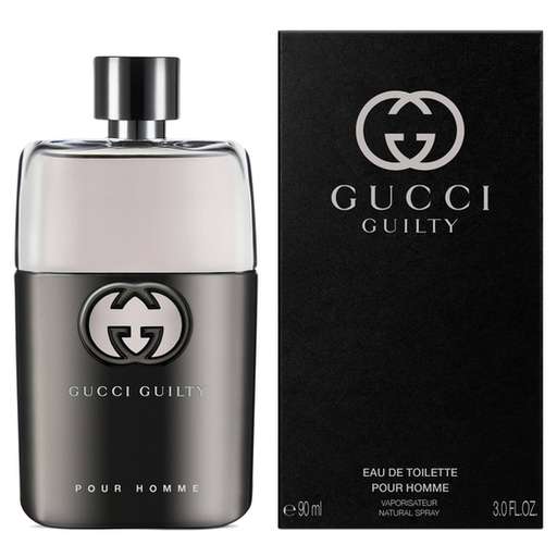 [INN03214] Colonia Gucci Guilty Pour Homme 90 ML Hombre