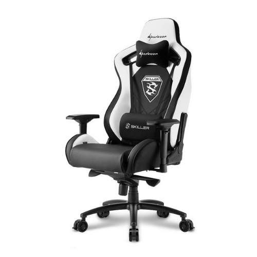 [INN03494] Silla Gamer Sharkoon Skiller SGS4 Blanco