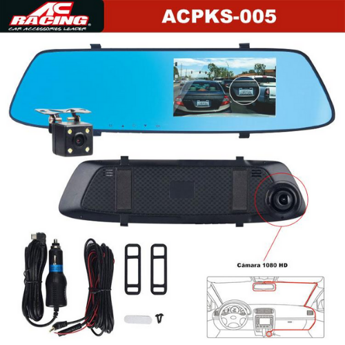 [INN04746] Retrovisor Cámara AC RACING ACPKS-005