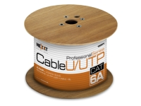 [INT595] Nexxt Cable U/UTP Cat6A - Azul