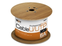 [INT700] Nexxt Cable U/UTP Cat6A - Gris