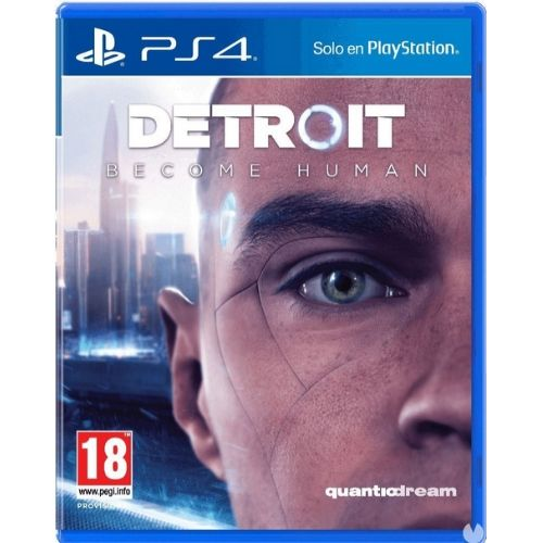 [INN0476] Juego Sony Detroit Become Human PlayStation 4