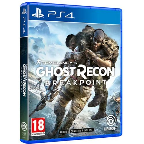 [INN0509] Juego Sony Ghost Recon BreakPoint Ps4