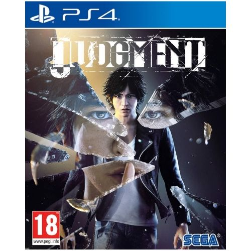 [INN0512] Juego Sony Judgment PS4