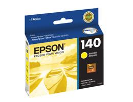 [INT4725] Epson 140 - Amarillo - original