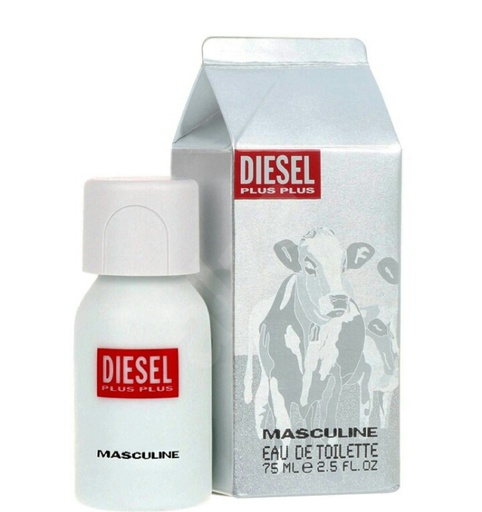[INN0633] Colonia Diesel Plus Plus Masculine 75 ML Hombre