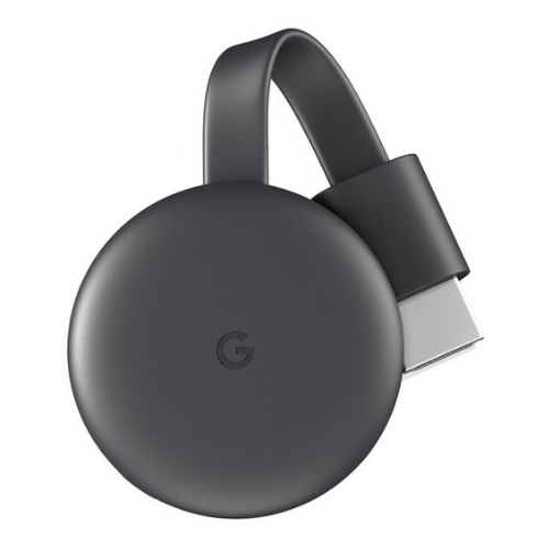 [INN052] Dispositivo de Streaming Google Chromecast 3