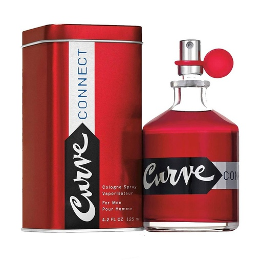 [INN0652] Colonia Curve Connect Liz Claiborne 125 ML Hombre